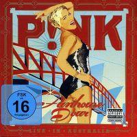 Cover P!nk - Funhouse Tour: Live In Australia [DVD]